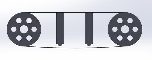 Şekil 1 - Gerdirme İşlemi Yapılmamış Hatalı Şerit Bağlama