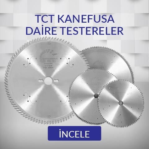 TCT Kanefusa Daire Testereler