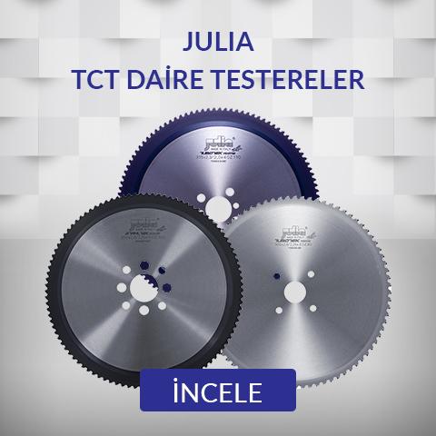 TCT Julia Daire Testereler