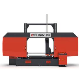 1100X1100 Yarı-Otomatik Motorlu Şerit Testere Makinası