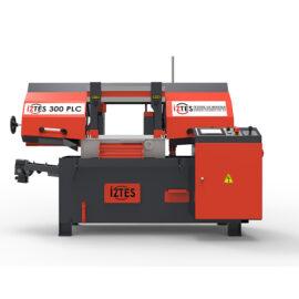 300 Tam Otomatik Mafsallı PLC Testere Makinası