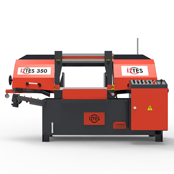 350 Yarı Otomatik Mafsallı Kesim Makinası
