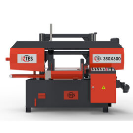 350X600 Yarı Otomatik Testere Makinası