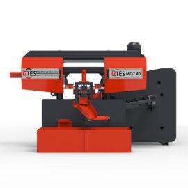 40 MGZ Tam Otomatik Sütunlu Şerit Testere Makinası