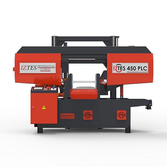 450 Tam Otomatik PLC Testere Makinası
