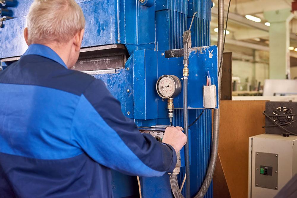 Testere Makinası Hidrolik Sisteminin Bakımı